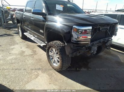 2016 CHEVROLET SILVERADO K1500 HIGH COUNTRY