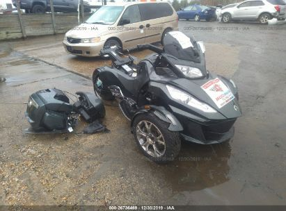 2019 CAN-AM SPYDER ROADSTER