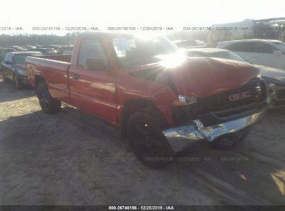 2000 GMC NEW SIERRA K1500
