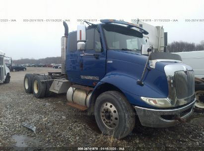 2011 INTERNATIONAL 8600 8600