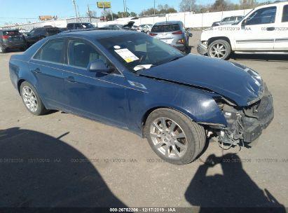 2009 CADILLAC CTS HI FEATURE V6