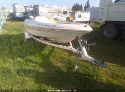 1997 SEA RAY BOAT