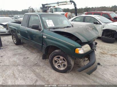2001 MAZDA B3000 CAB PLUS