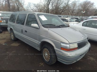 1994 CHRYSLER TOWN & COUNTRY