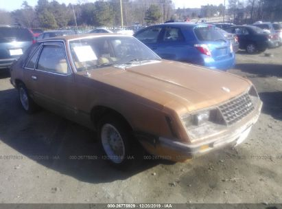 1980 FORD MUST