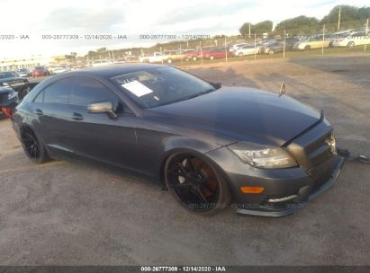 2012 MERCEDES-BENZ CLS 550