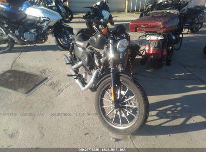 2012 HARLEY-DAVIDSON XL883 IRON 883