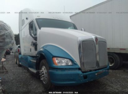 2013 KENWORTH CONSTRUCTION T700