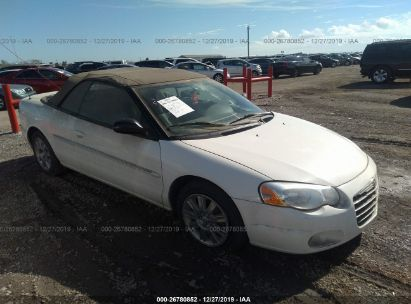 2005 CHRYSLER SEBRING LIMITED