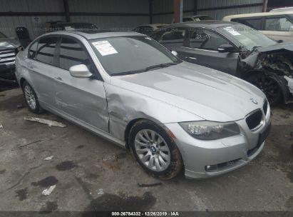2009 BMW 328 XI SULEV