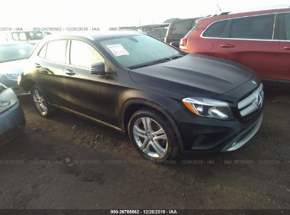 2017 MERCEDES-BENZ GLA 250 4MATIC
