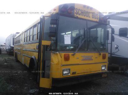 2000 THOMAS SCHOOL BUS
