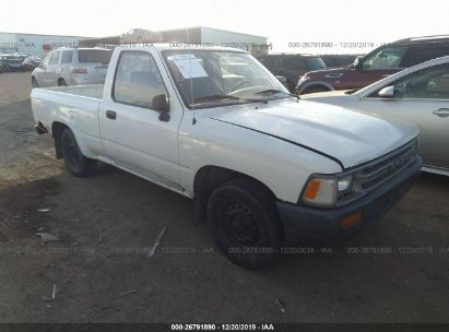 1991 TOYOTA PICKUP 1/2 TON SHORT WHEELBASE