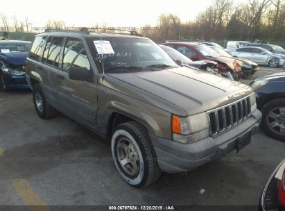 1997 JEEP GRAND CHEROKEE LAREDO/TSI