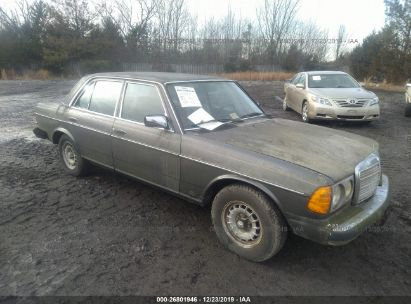 1984 MERCEDES-BENZ 300 DT