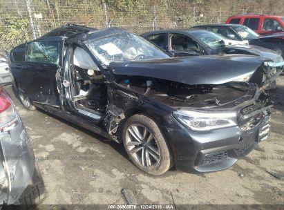 2016 BMW 750 XI