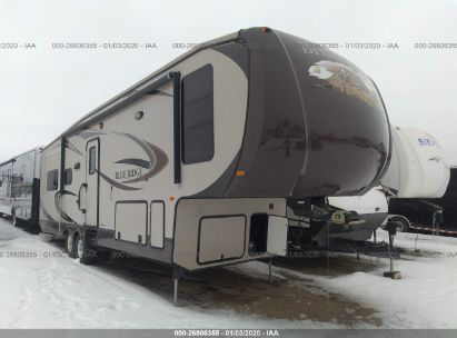 2012 FOREST RIVER BLF312RT BLUE RIDGE