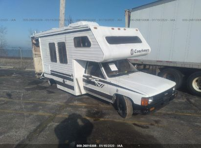 1985 TOYOTA PICKUP COMMERCIAL / CAMPER RN55