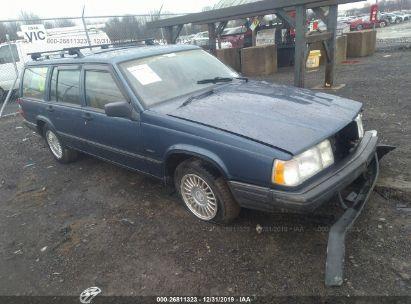 1992 VOLVO 940 GLE