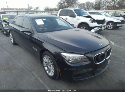 2013 BMW 750 LXI