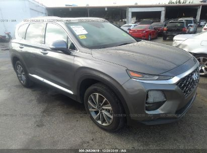 2019 HYUNDAI SANTA FE LIMITED/ULTIMATE