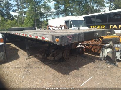 2007 GREAT DANE TRAILERS FLATBED