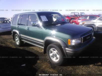 1996 ISUZU TROOPER S/SE/LS/LIMITED