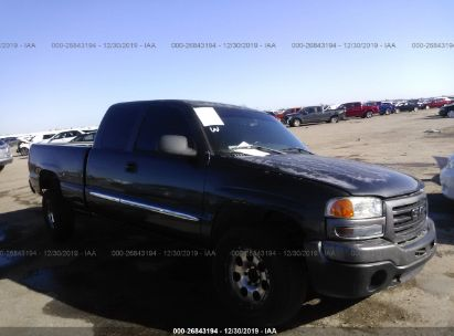 2004 GMC NEW SIERRA C1500