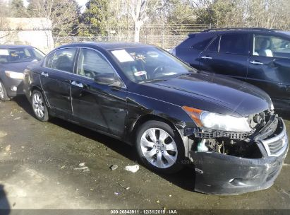 2010 HONDA ACCORD SDN EXL
