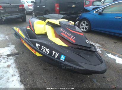 2015 SEADOO GTR215