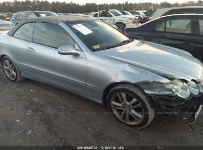 2006 MERCEDES-BENZ CLK 350