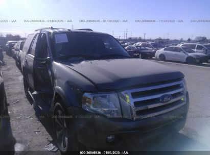 2012 FORD EXPEDITION XLT/KING RANCH