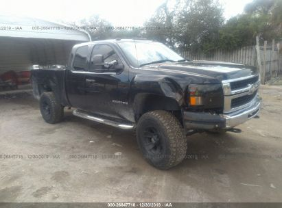 2008 CHEVROLET SILVERADO C2500 HEAVY DUTY