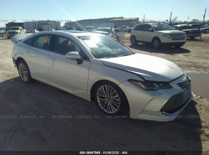 2019 TOYOTA AVALON XLE/XSE/LIMITED/TOURING