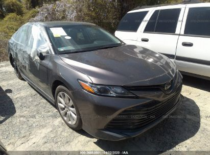 2018 TOYOTA CAMRY L/LE/XLE/SE/XSE