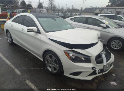 2015 MERCEDES-BENZ CLA 250 4MATIC