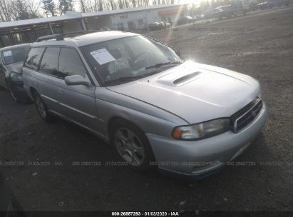 1997 SUBARU LEGACY GT