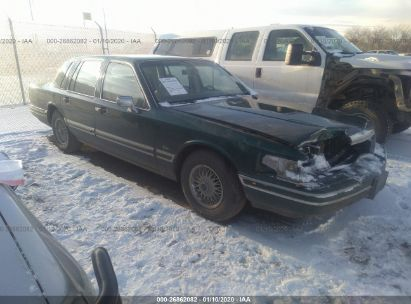 1993 LINCOLN TOWN CAR SIGNATURE/JACK NICKLAUS