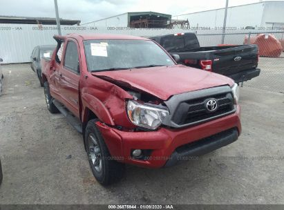 2013 TOYOTA TACOMA DOUBLE CAB PRERUNNER