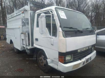 1990 MITSUBISHI FUSO TRUCK FE 434