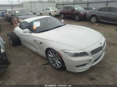 2014 BMW Z4 SDRIVE35I