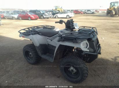 2018 POLARIS SPORTSMAN 450 H.O. UTILITY EDITION