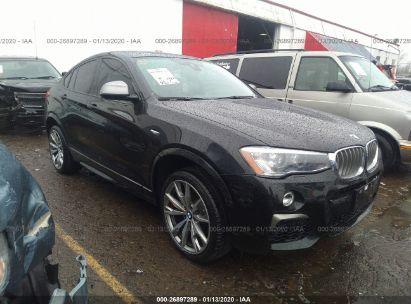 2016 BMW X4 XDRIVEM40I