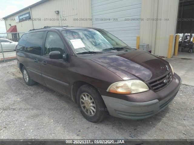 1999 ford windstar lx for auction iaa iaa