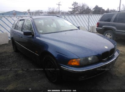 2000 BMW 528 IT AUTOMATIC
