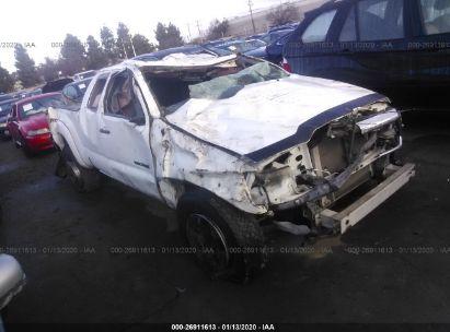 2015 TOYOTA TACOMA ACCESS CAB/TRD PRO