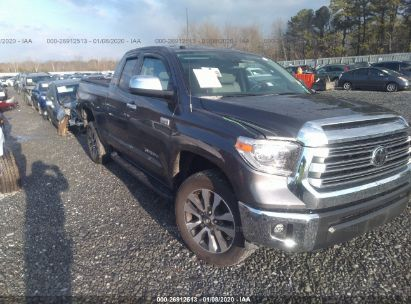 2019 TOYOTA TUNDRA DOUBLE CAB LIMITED