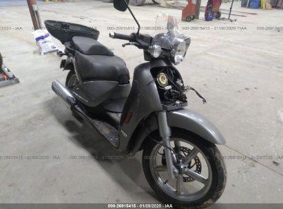 2006 APRILIA SCARABEO 250