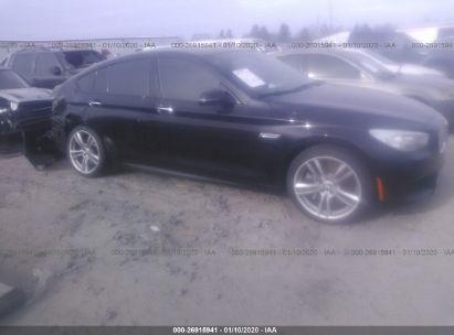 2014 BMW 5 SERIES GRAN TURISMO IGT