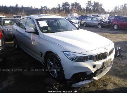 2015 BMW 335 XIGT